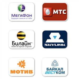 Операторы сотовой связи Агинского