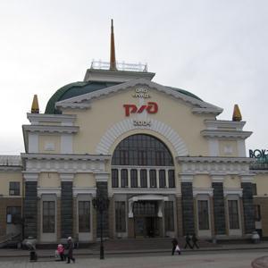 Железнодорожные вокзалы Агинского